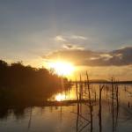 Sardis Lake, Oklahoma
