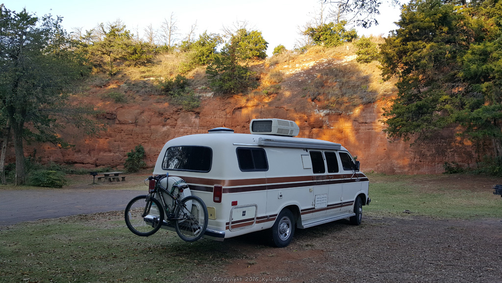 red-rock-canyon-state-park-van