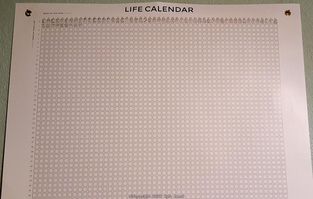 Life Calendars