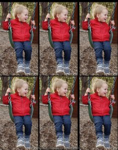 duplicate swing pictures